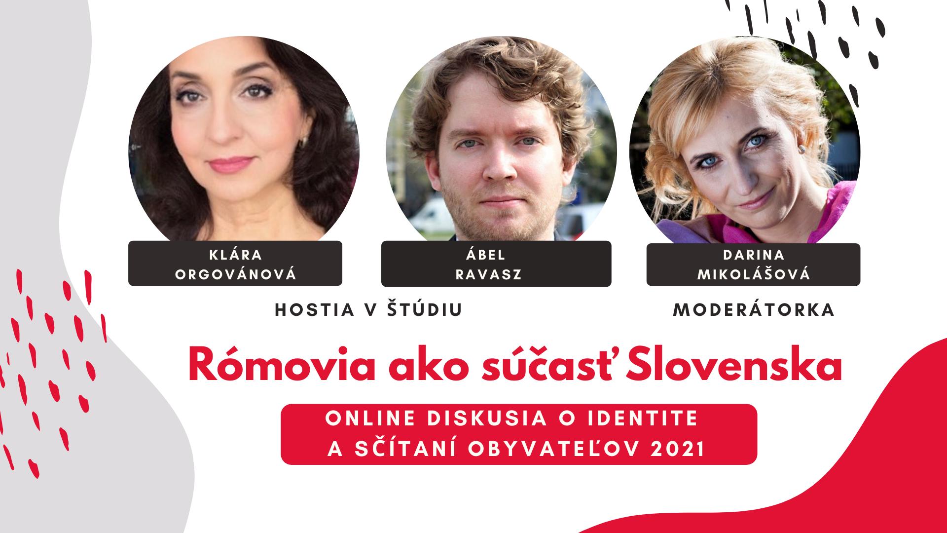 Online diskusia: Rómovia ako súčasť Slovenska
