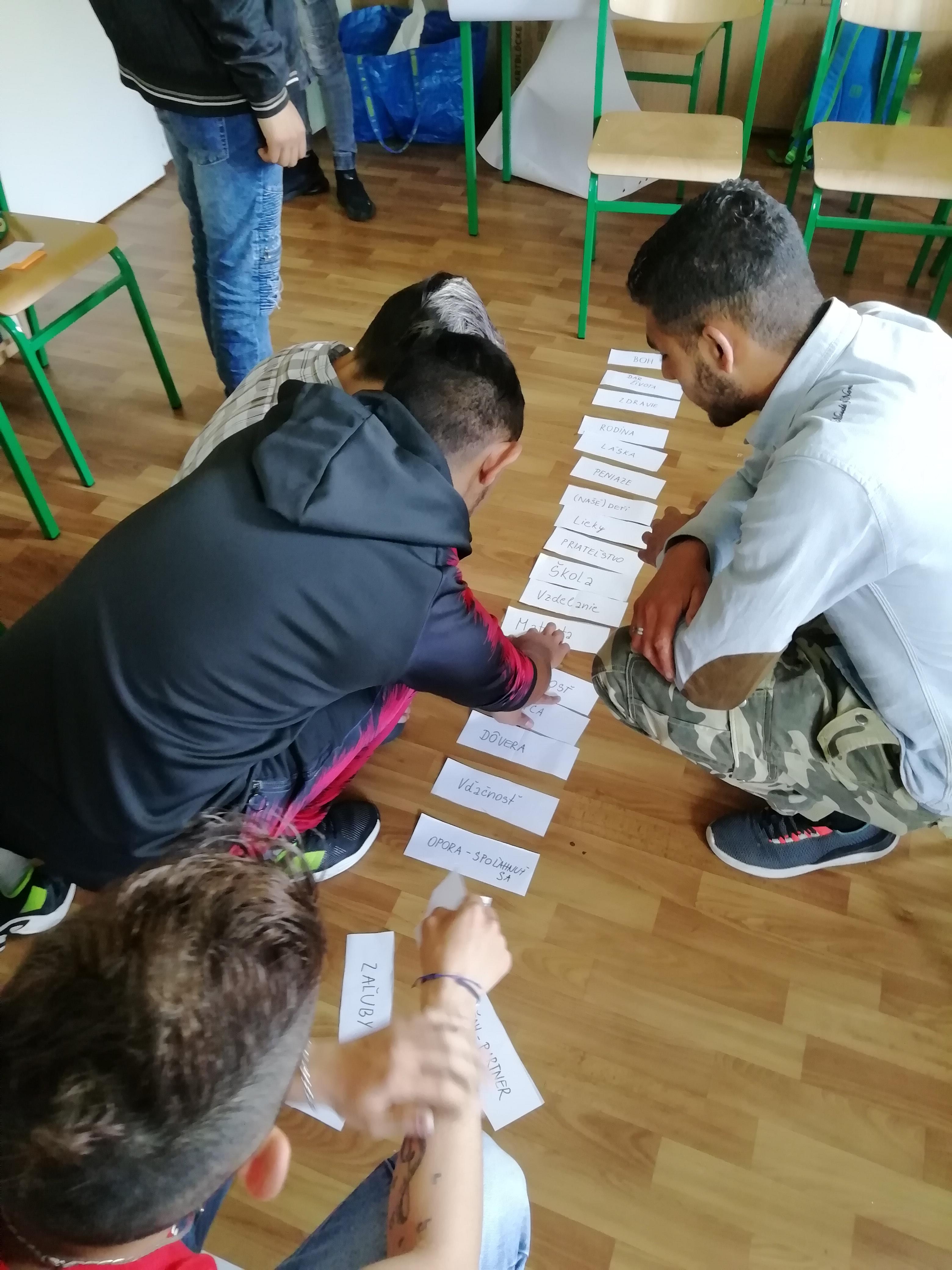 VÝZVA PRE TEBA: Zážitkový kurz pre mladých lídrov